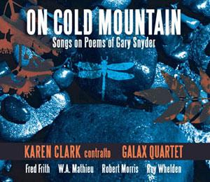 On Cold Mountain - W.A. Mathieu