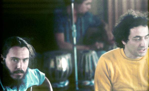 William Mathieu with Shabda Khan - 1970s