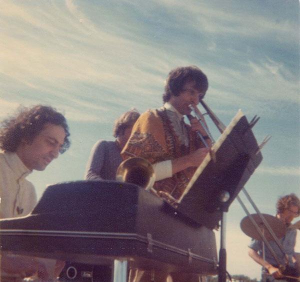 William Mathieu with Dara Young, Sufi Choir Performance - 1973