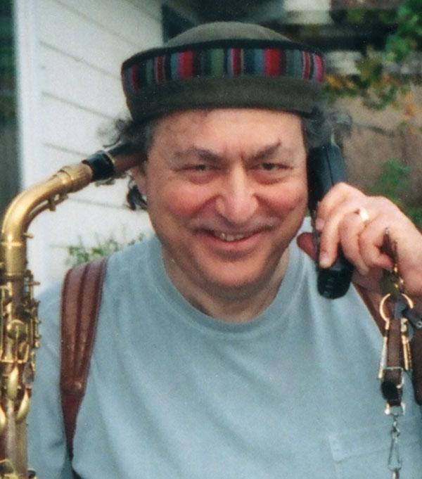 William Mathieu - 'Sax Slinger' - 2000s
