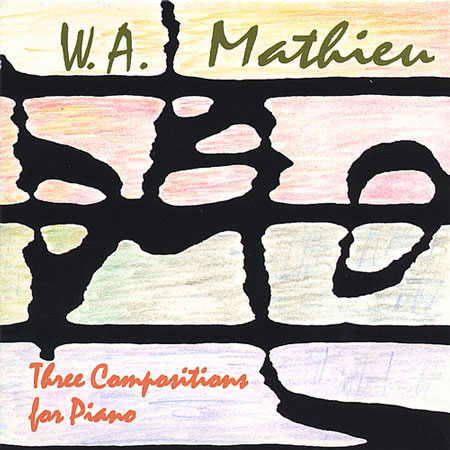 Three Compositions for Piano - W.A. Mathieu