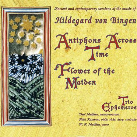 Antiphons Acrooss Time - W. A. Mathieu