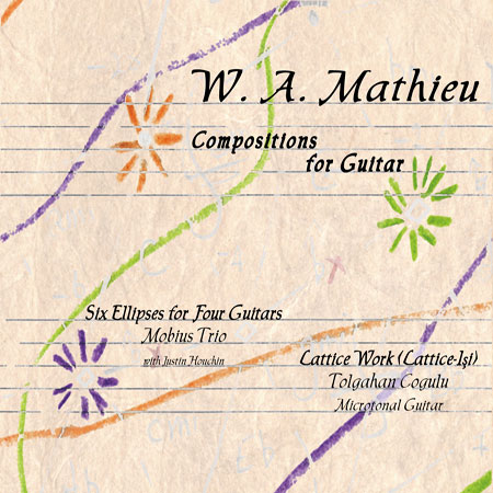 Compositions for Guitar - W. A. Mathieu