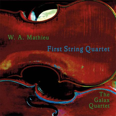 First String Quartet - W. A. Mathieu