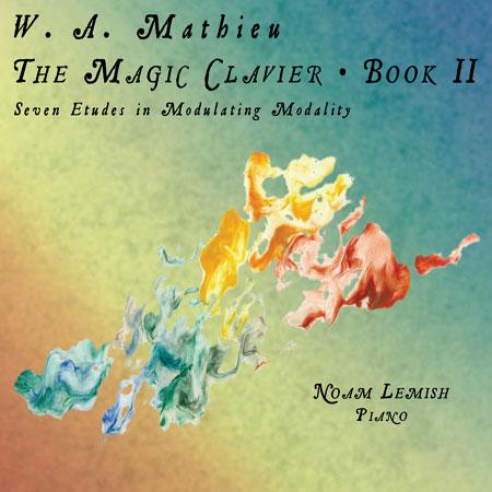 Magic Clavier Book II - W. A. Mathieu