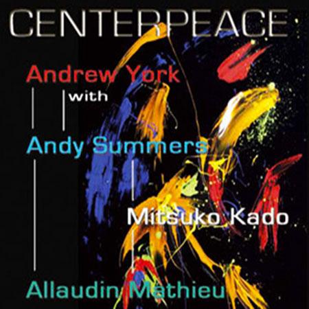 CenterPeace - W.A. Mathieu